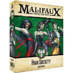 WYR23218 Malifaux 3E: Resurrectionists - High Society