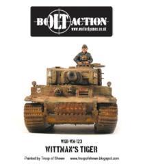 German - Wittman's Tiger