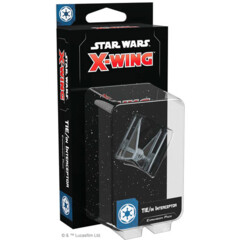 SWZ59 X-Wing (2nd Edition): TIE/in Interceptor Expansion Pack
