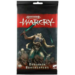 (111-43) Warcry: Ossiarch Bonereapers Card Pack