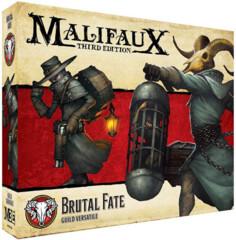 WYR23124 Malifaux 3E: Guild - Brutal Fate