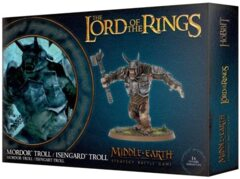 (30-22)  Lord of the Rings: Mordor / Isengard Troll