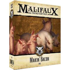 WYR23620 Malifaux 3E: Bayou - Makin' Bacon