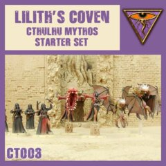 CT003 LILTH'S COVEN CTHULU MYTHOS STARTER SET