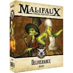WYR23603 Malifaux 3E: Bayou - Deliverance