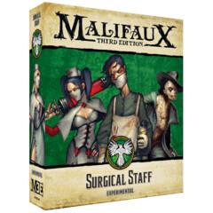 WYR23209 Malifaux 3E: Resurrectionists - Surgical Staff