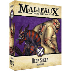 WYR23402 Malifaux 3E: Neverborn - Deep Sleep