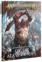 (95-01) Ogor Mawtribes Battletome