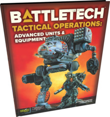 CAT35003VB BattleTech: Tactical Operations - Advanced Units & Equipment