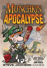 SJG1503 Munchkin Apocalypse: Core Game