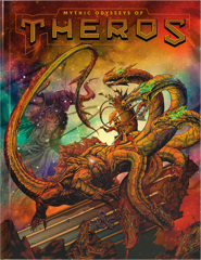 Dungeons and Dragons - Mythic Odysseys of Theros