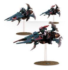 (45-12) Dark Eldar Reaver Jetbike Squadron
