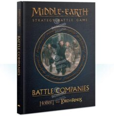 Middle-Earth Strategy Battle Game: Battle Companies 2 (HB)