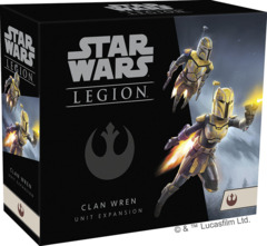 (SWL68)  Star Wars: Legion - Clan Wren Unit Expansion