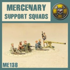 ME138  MERCENARY SUPPORT SQUAD