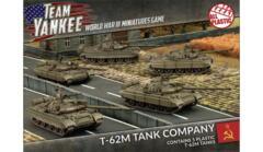 TSBX19 T-62M Tank Company