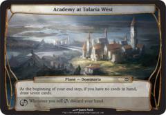 Academy at Tolaria