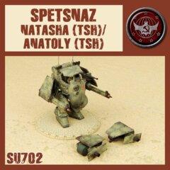 SU702  NATASHA / ANATOLY