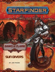 (PZO7215) Adventure Path #15: Sun Divers (Dawn of Flame 3 of 6)