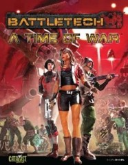 CAT35005 A Time of War (Core Rulebook)