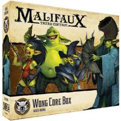 WYR23605 Malifaux 3E: Bayou - Wong Core Box