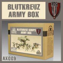 AX009 BLUTKREUZ ARMY BOX