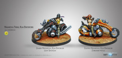 (280472) The Nazarova Twins Kum Enforcers (2) BOX