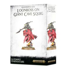 (89-35) Loonboss on Giant Cave Squig