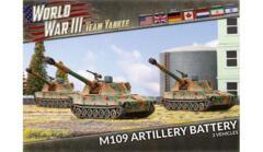 TUBX24 M109 Field Artillery Battery (Plastic)