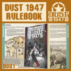 Dust 1947 Core Rule Book