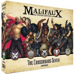 WYR23901Malifaux 3E: The Crossroads Seven