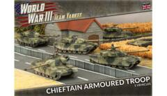 TBBX01 Chieftain Armoured Troop (Plastic)