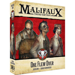 WYR23127 Malifaux 3E: Guild - One Flew Over