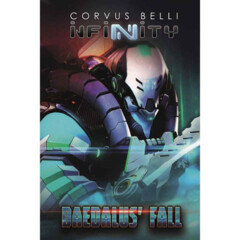 (288903) Infinity: Daedalus' Fall Campaign Book (Hardcover)