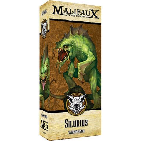 WYR23629 Malifaux 3E: Bayou - Silurids