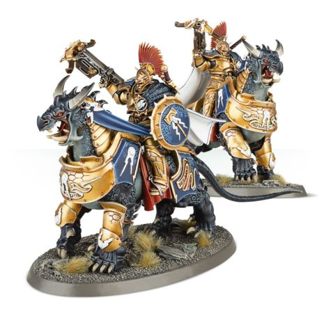 (96-24) Dracothian Guard Tempestors / Dracothian Guard Desolators / Fulminators