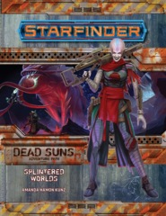 (PZO7203) Starfinder Adventure Path #3: Splintered Worlds (Dead Suns 3 of 6)