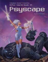 PAL822 Rifts® World Book 12: Psyscape™