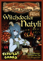 SFG 015 Red Dragon Inn: Allies - Witchdoctor Natyli Expansion