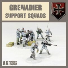 AX136   GRENADIER  SUPPORT SQUAD