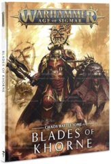 (83-01) Battletome: Blades of Khorne