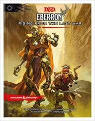 (WOC7254) Dungeons and Dragons RPG: Eberron - Rising from the Last War