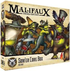 WYR23601 Malifaux 3E: Bayou - Som'er Core Box