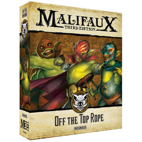 WYR23615 Malifaux 3E: Bayou - Off the Top Rope