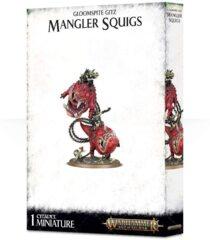 (89-46) Mangler Squigs / Loonboss on Mangler Squigs