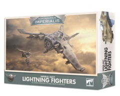 (500-28) Aeronautica Imperialis: Imperial Navy Lightning Fighters