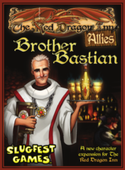 SFG 018 Red Dragon Inn: Allies - Brother Bastian Expansion