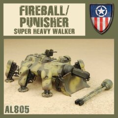 AL805  FIREBALL  /  PUNISHER