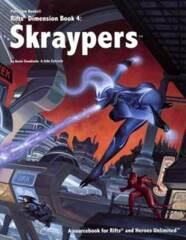 PAL830 Rifts® Dimension Book 4: Skraypers™