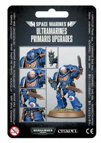 (48-81) Ultramarines Primaris Upgrades